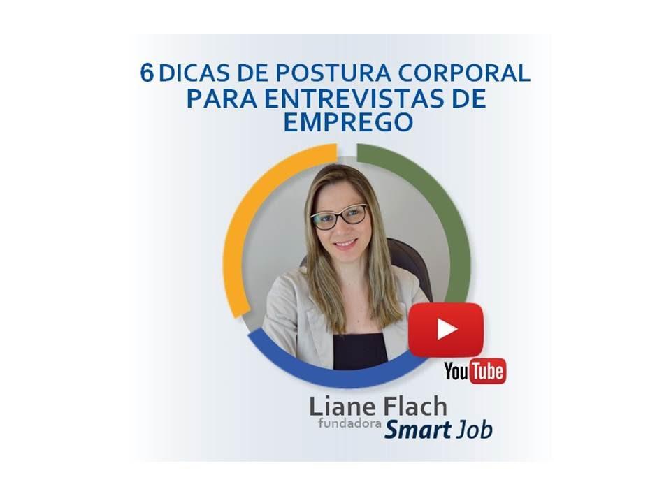6 Dicas de Postura Corporal para Entrevistas de Emprego