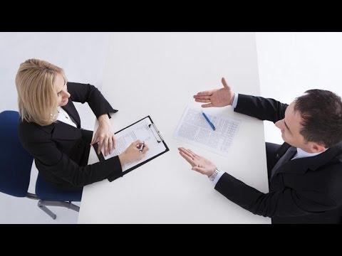 As dicas para se dar bem em entrevistas de emprego