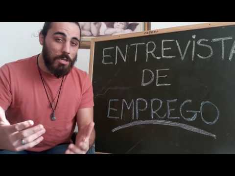 DICAS PARA UMA BOA ENTREVISTA DE EMPREGO   By: Péricles Régis