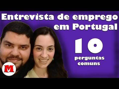 ENTREVISTA de EMPREGO em PORTUGAL: 10 Perguntas Comuns | Canal Maximizar