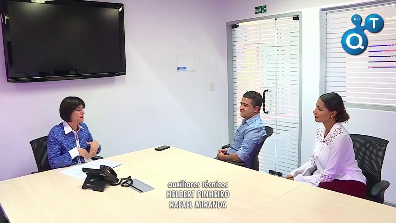 Entrevista de Emprego - #Dica 05 Postura e Gírias - Quality Training RH