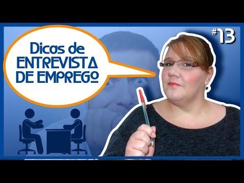 Entrevista de Emprego - Dicas- A Tal Administração #13