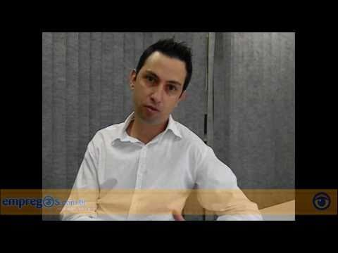 Profissão Operador de Call Center - Entrevista com Marcio Jesus Moreira - Empregos.com.br