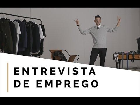 ROUPA DE HOMEM   ENTREVISTA DE EMPREGO
