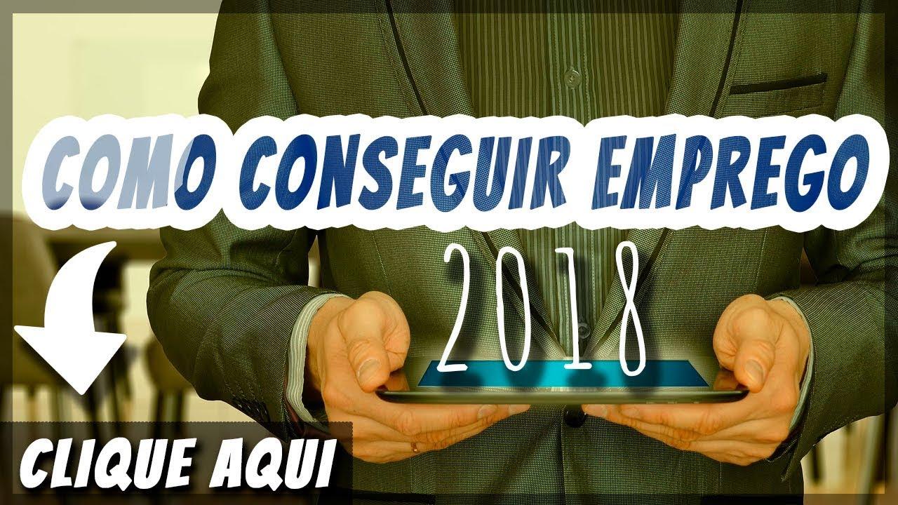 04 PASSOS PARA CONSEGUIR EMPREGO 2018 - Dica De Emprego Cristiano Chequim