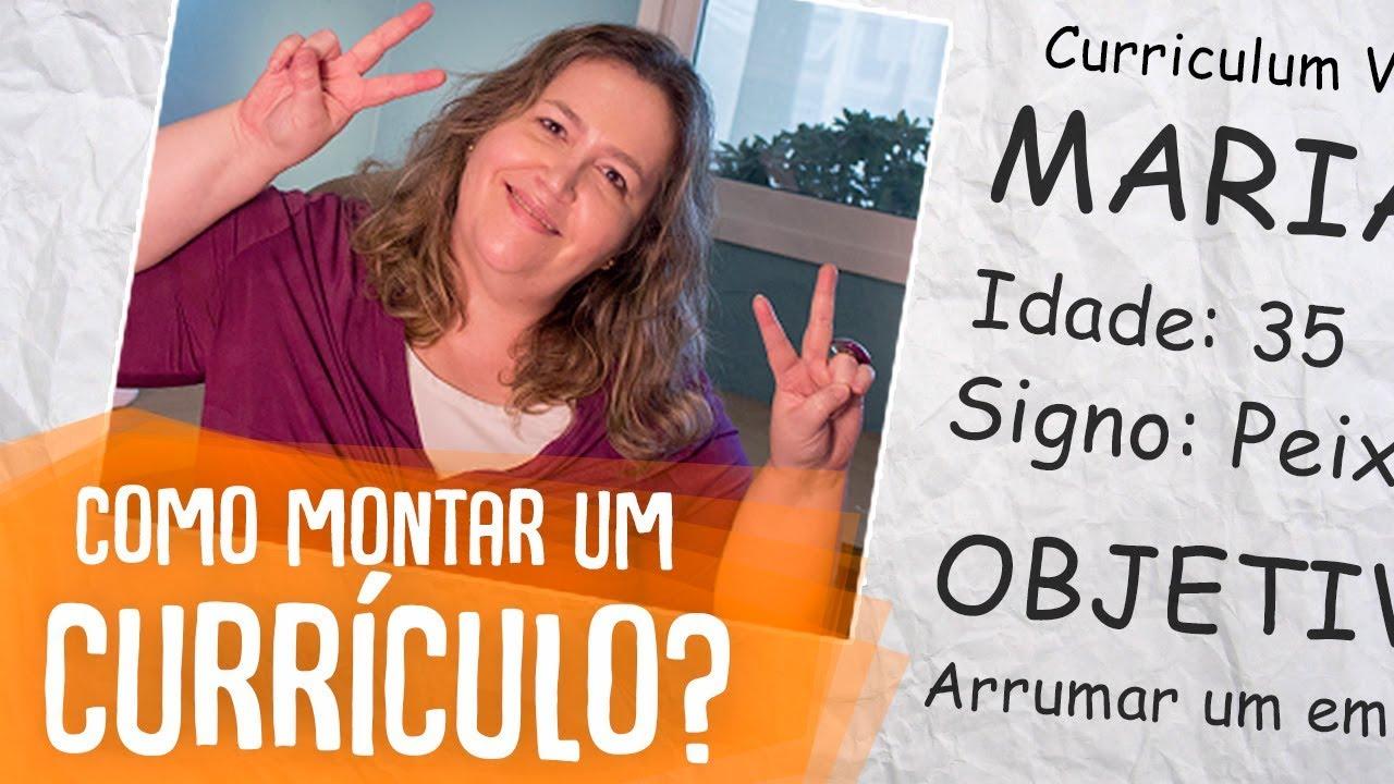 9 DICAS PARA MONTAR UM CURRÍCULO DE SUCESSO! ⭐