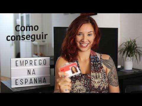 Como conseguir trabalho na Espanha - dicas que usei para conseguir emprego