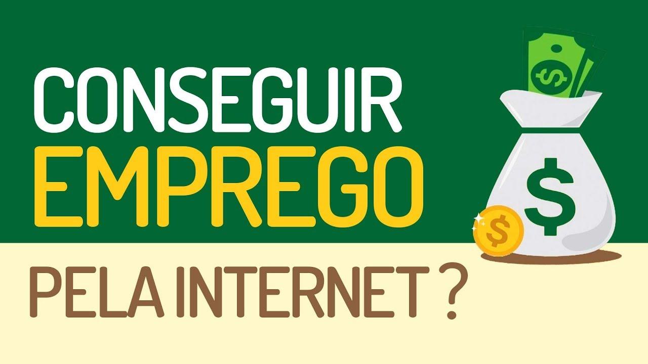 DICA DE COMO CONSEGUIR UM EMPREGO rápido pela internet usando o Google.