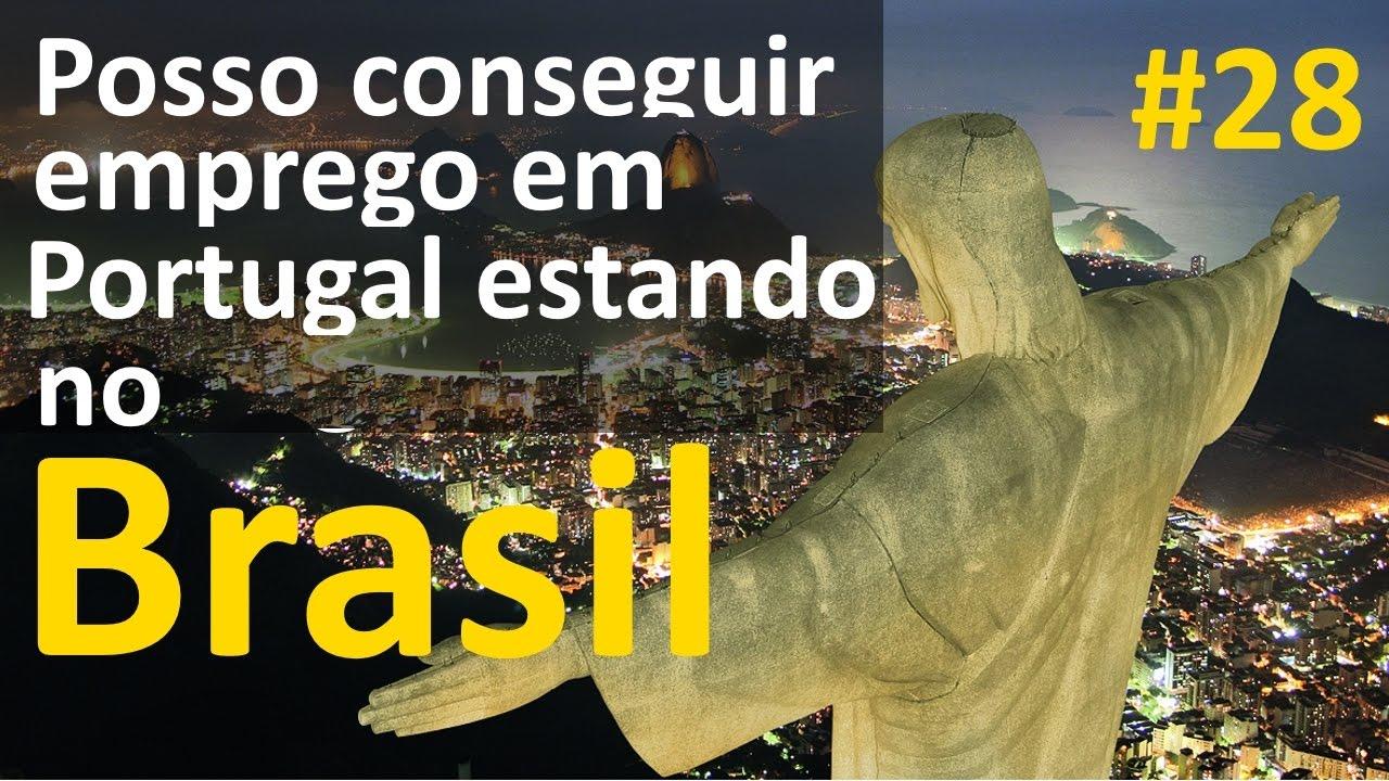Consigo emprego em Portugal estando no Brasil? Respondendo aos comentários 28