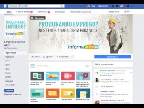 Como Conseguir um Estágio/ 1º emprego no Facebook -Reportagem | Confira as Dicas ⤵⤵⤵