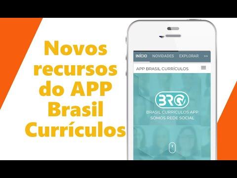 App Brasil Currículos no Play Store site de empregos