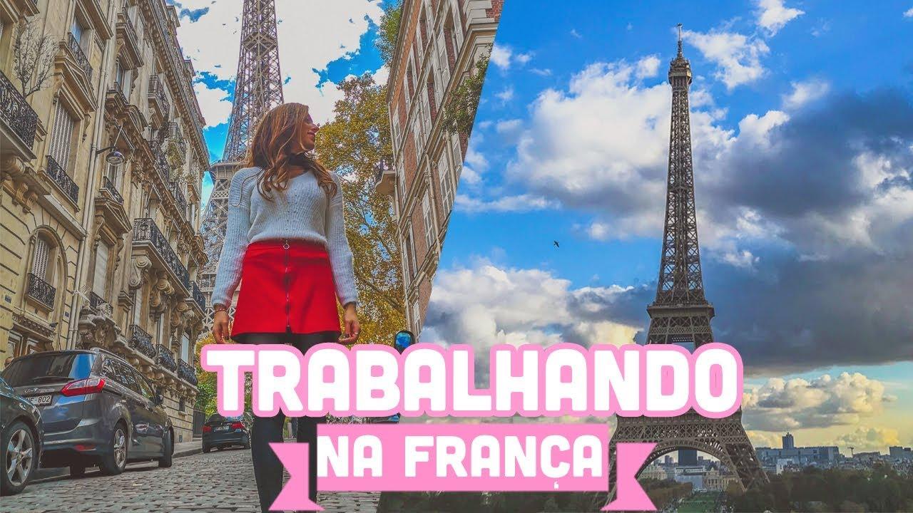 COMO CONSEGUIR EMPREGO NA FRANÇA   DICAS DE TRABALHO  