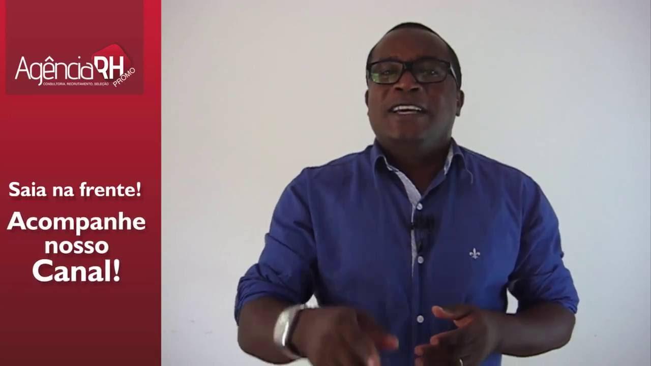Agência RH - Dicas de como montar um bom currículo #03