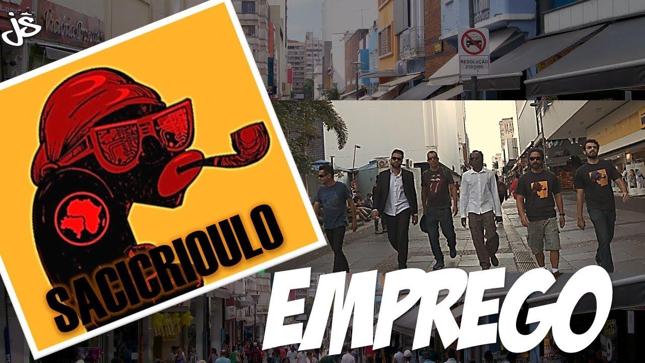 Sacicrioulo - Emprego (official music video)
