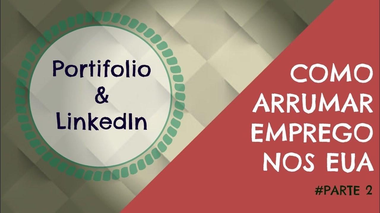 Série Arquiteto em Busca de Emprego : Dicas de Portfolio e Perfil de LinkedIn