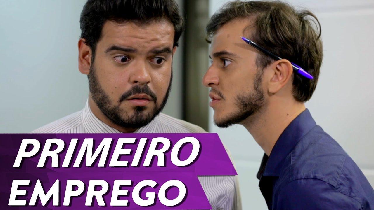 PONTO DE VISTA - PRIMEIRO EMPREGO
