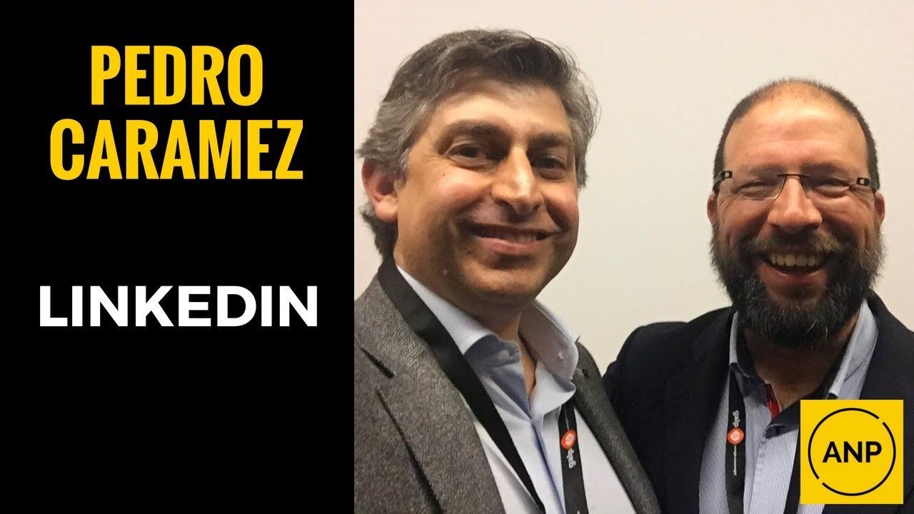 #28 Pedro Caramez com dicas para o sucesso no LINKEDIN