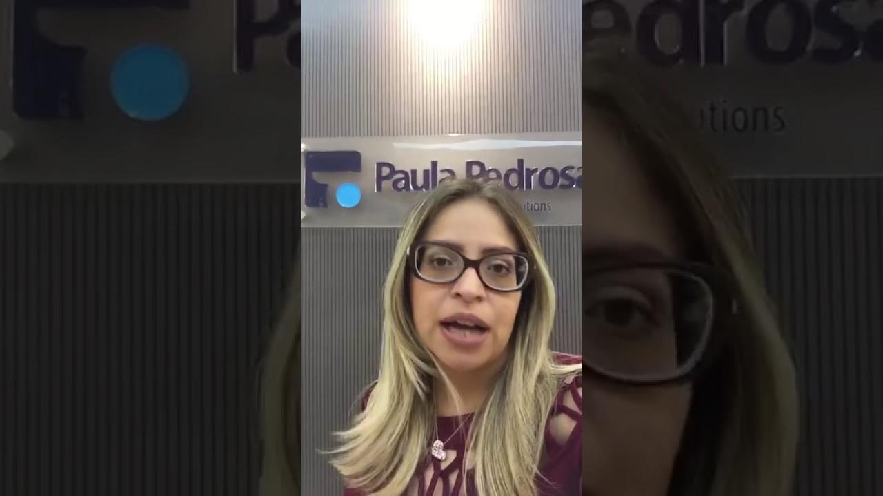 Dicas para um Currículo objetivo - Paula Pedrosa Headhunter