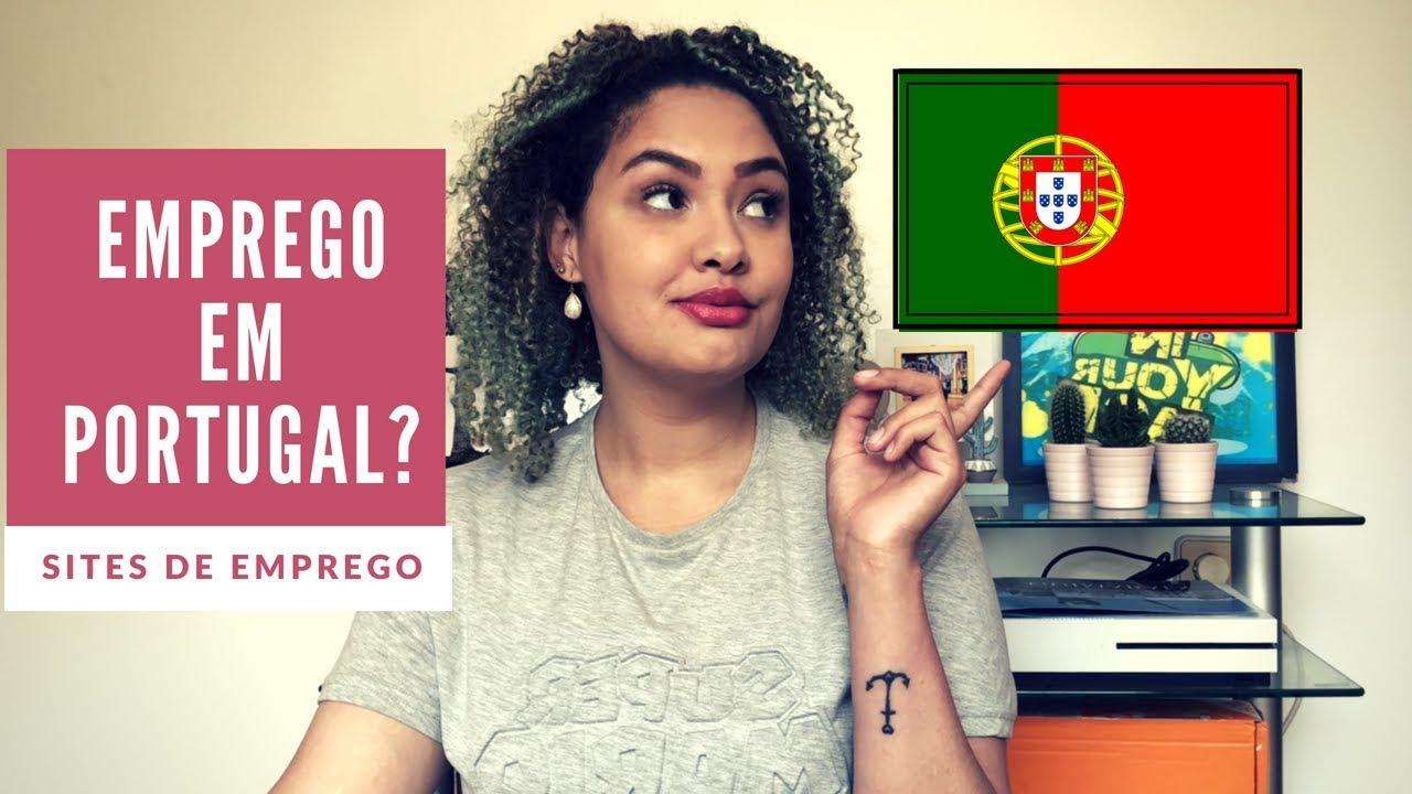 SITE DE EMPREGO DE PORTUGAL.