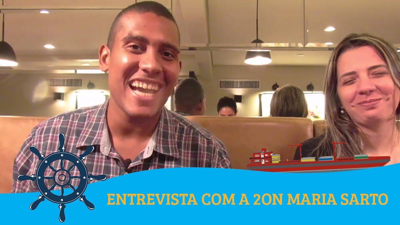 3 Dicas Para Sua Entrevista de Emprego Com a 2ON Maria Sarto | Candidato MacGyver