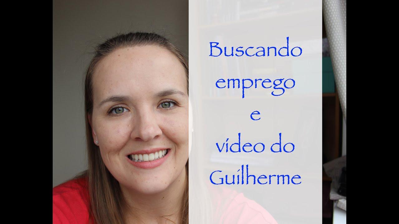 Buscando emprego Skilled e dicas vídeo Guilherme | #33