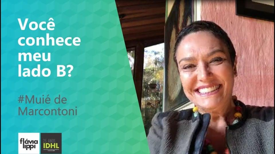 Você conhece meu lado B? | #Muié de Marcontoni