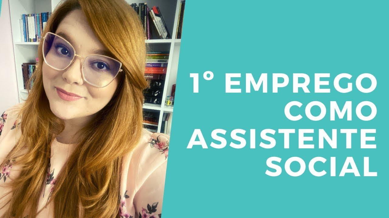 Primeiro emprego como Assistente Social, e agora? | Serviço Social para Concursos