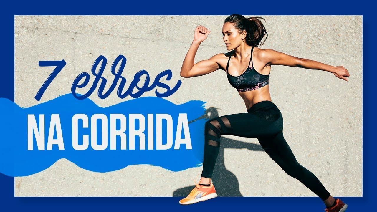 🏃♂️ 7 ERROS DOS INICIANTES na CORRIDA - Dicas para começar a correr!