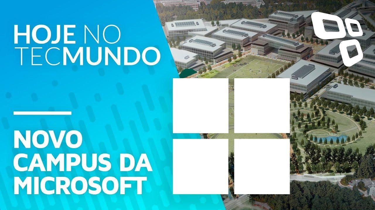 Falha no macOS, golpes que prometem empregos, novo campus da Microsoft e mais - Hoje no TecMundo