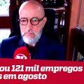 Josias de Souza: Recuperação do emprego é persistente, mas muito lento