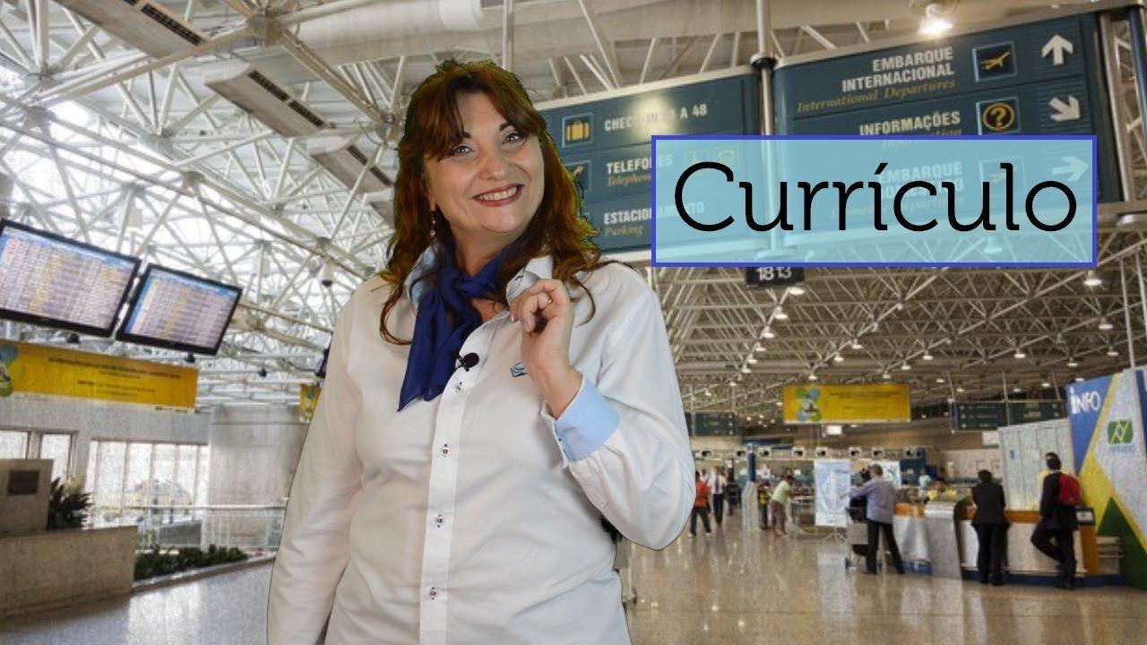 Como montar meu currículo para companhias aéreas - Edna Soares