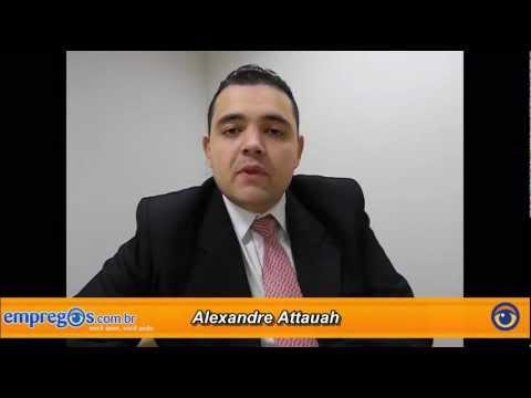 Profissão Contabilista - Entrevista com Alexandre Attauah - Empregos.com.br