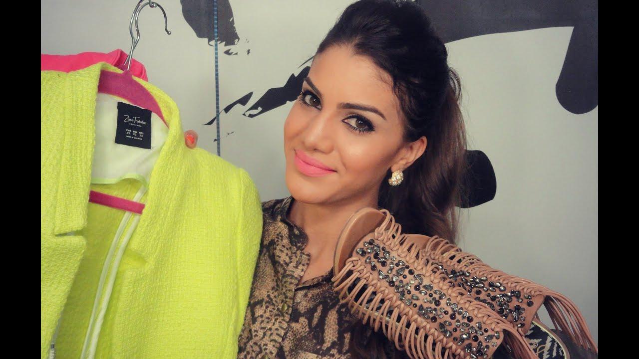 Comprinhas Primavera 2012! Roupas, Sapatos e Acessorios por Camila Coelho
