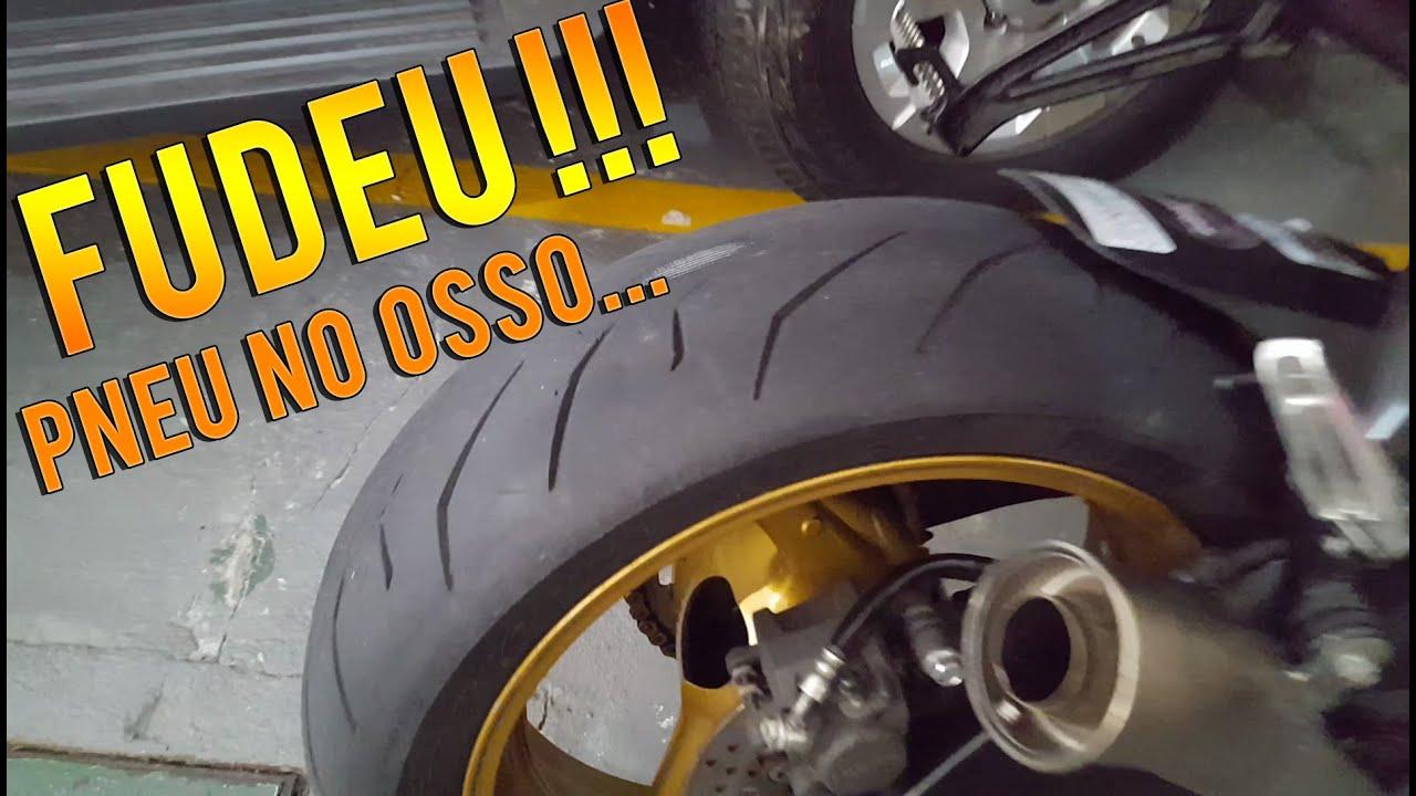 IBRAH - PNEU ACABOU ! + PROPOSTA DE EMPREGO KRD.