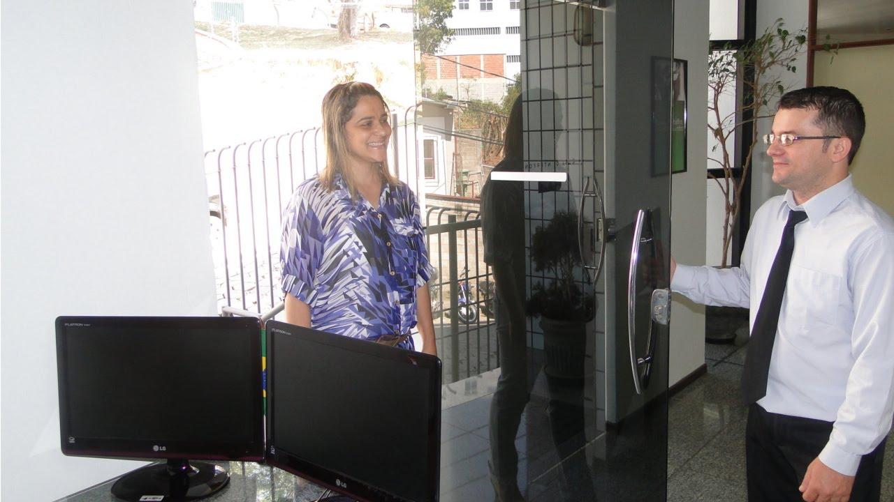 Apresentação Pessoal do Porteiro  - Curso CPT Treinamento de Porteiro