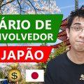 Quanto GANHA um Desenvolvedor no Japão (Analisando vagas de Emprego + Dicas de Emprego no Japão)