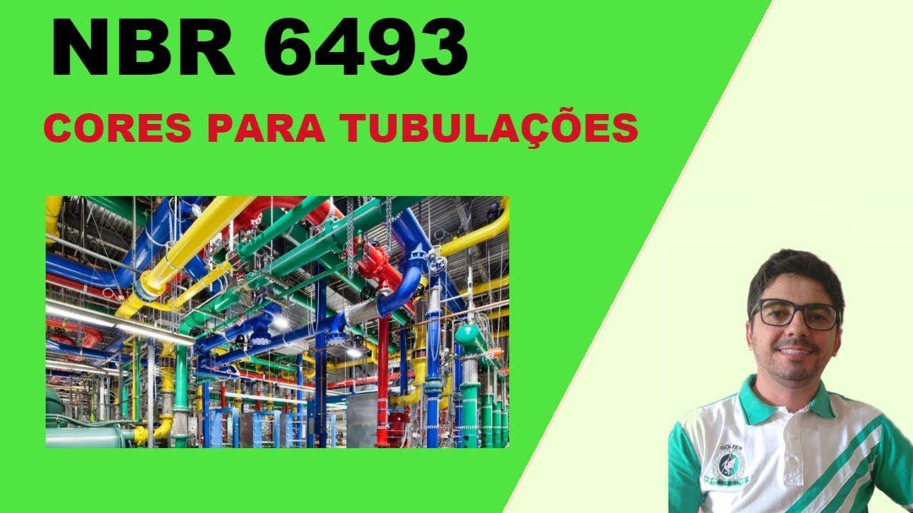 NBR 6493 – Emprego das cores para identificação de tubulações [Dicas]