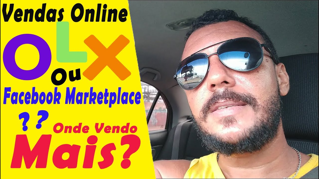 Vendas Na Internet, OLX ou Marketplace do Facebook?