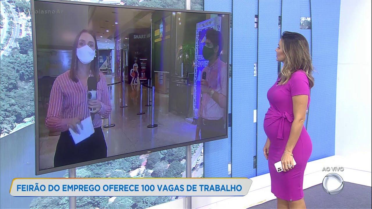 FEIRÃO DO EMPREGO OFERECE 100 VAGAS DE TRABALHO