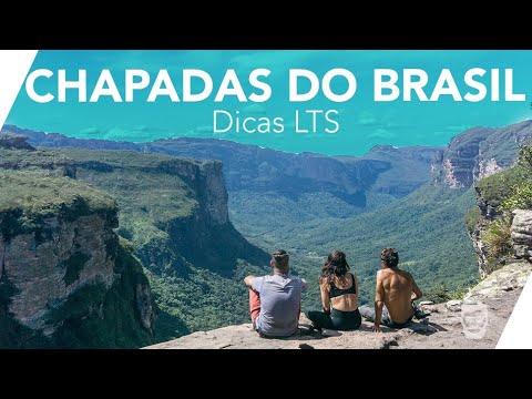 Chapadas do Brasil  Dicas de Viagem | LTS