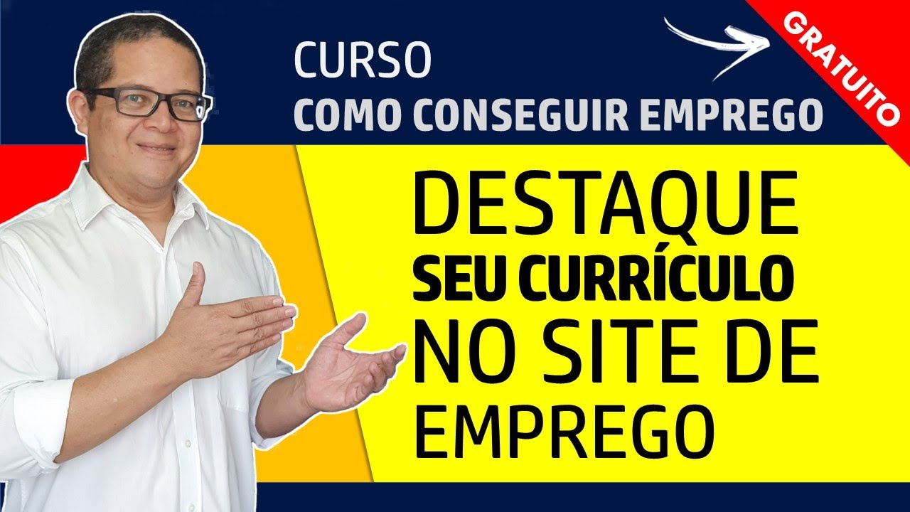 Como DESTACAR seu currículo no site de emprego - 7 DICAS #ComoConseguirEmprego