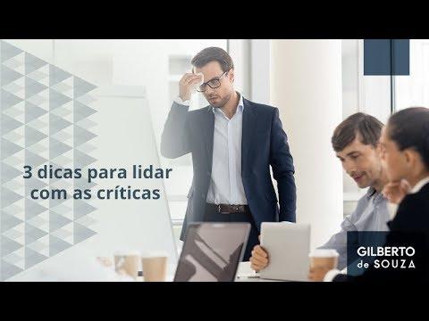 3 dicas para lidar com as críticas