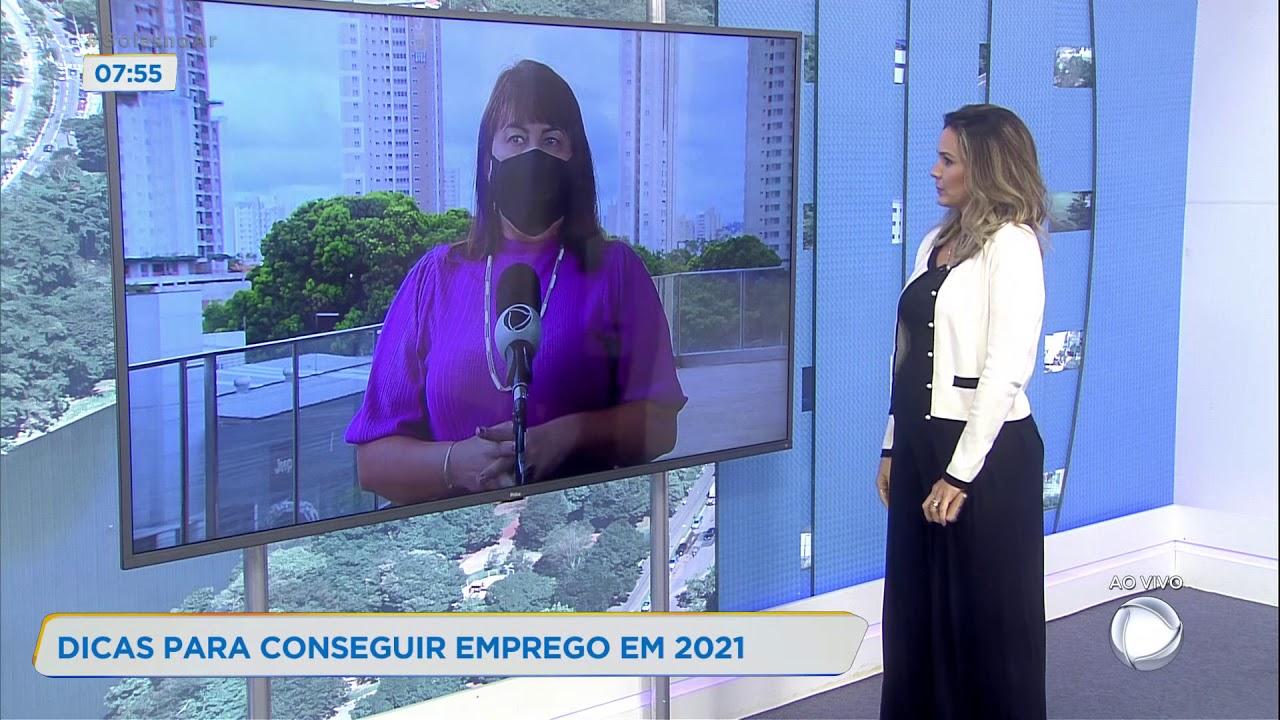 DICAS PARA CONSEGUIR EMPREGO EM 2021