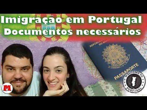 IMIGRAÇÃO em PORTUGAL como Turista | Canal Maximizar