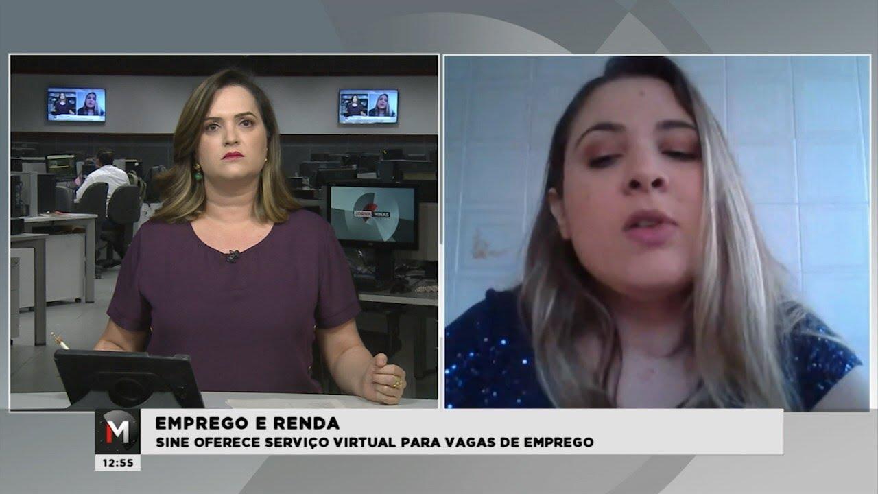 EMPREGO E RENDA: SERVIÇO VIRTUAL PARA VAGAS DE EMPREGO - Jornal Minas
