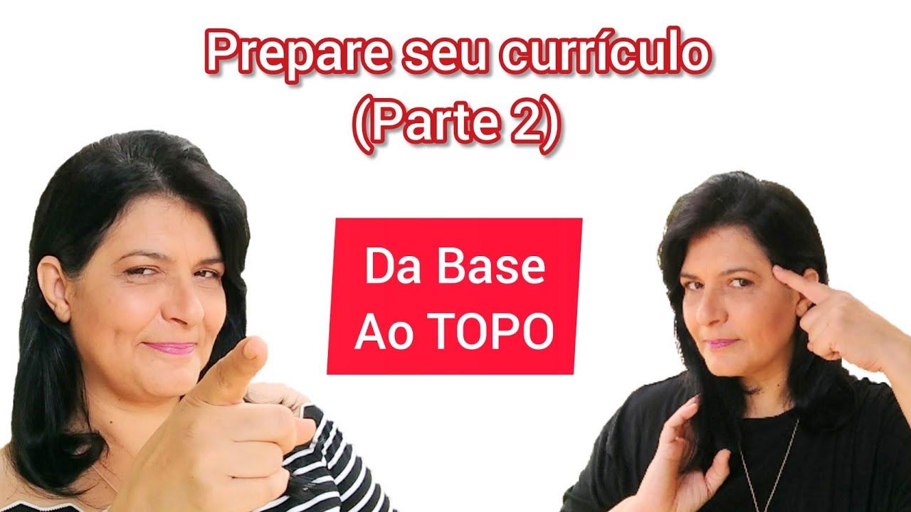 COMO se PREPARAR p/ uma VAGA de EMPREGO - Eu Gerente - Maguida Silva