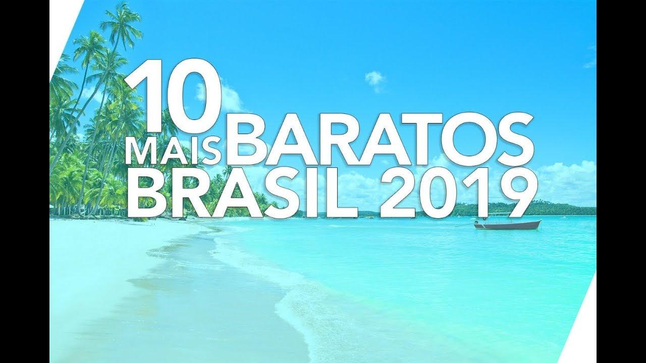 10 Destinos mais baratos pra viajar pelo Brasil | Dicas de Viagem LTS