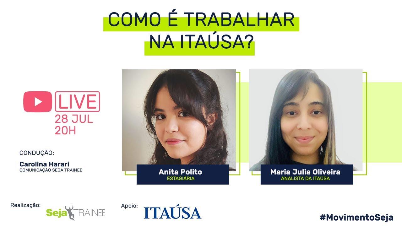 Como é trabalhar na Itaúsa?