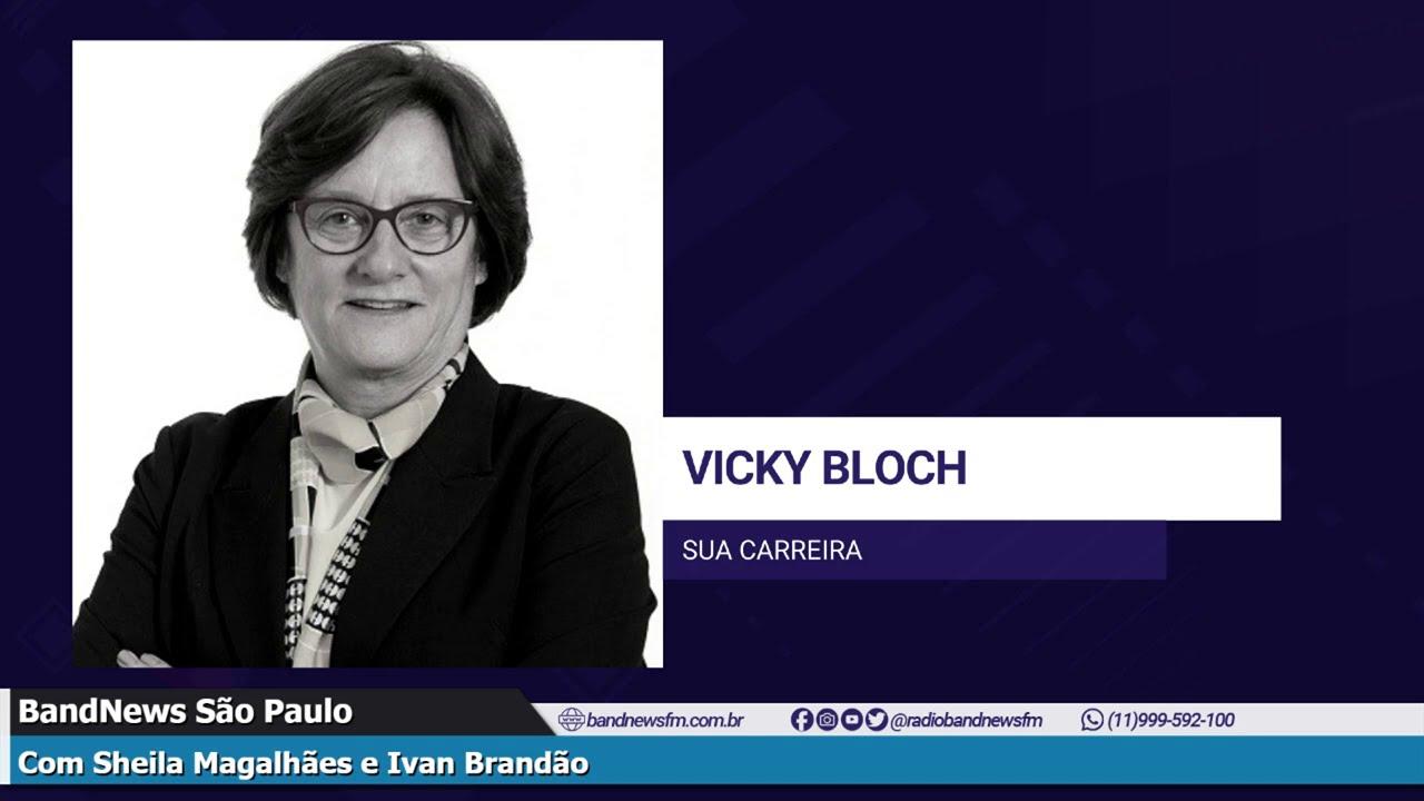 Vicky Bloch: Vale trocar um emprego com um bom salário por um sonho?
